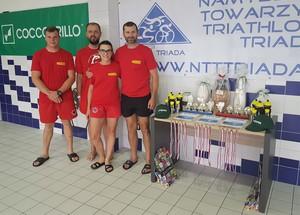 Galeria II Otwarte Mistrzostwa w pływaniu o Puchar Burmistrza Namysłowa